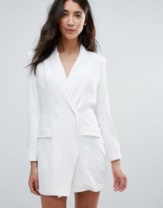 Платье-блейзер Unique 21 - Белый