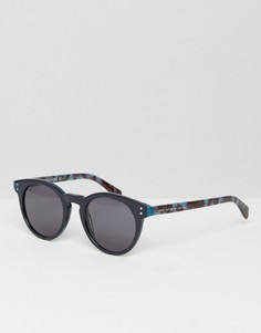 Круглые солнцезащитные очки Marc By Marc Jacobs - Черный