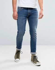 Джинсы Nudie Jeans Co Long John - Синий