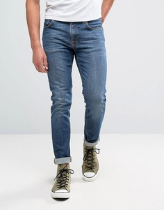 Джинсы Nudie Jeans Co Lean Dean - Синий