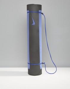 Коврик-премиум для занятий йогой Nike 5 мм - Фиолетовый