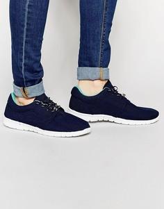 Черные кроссовки Bronx Minimal - Черный