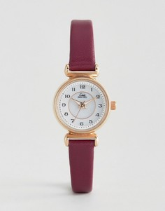 Limit Berry Leather Watch 6202.37 - Фиолетовый