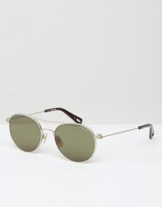 Солнцезащитные очки G-Star - Серебряный