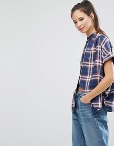 Рубашка в клетку Only - Мульти