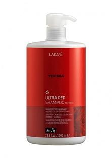 Шампунь оттеночный «Красный» Lakme