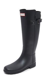 Изящные сапоги Original с ремешком сзади Hunter Boots