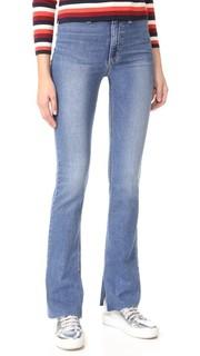 Расклешенные джинсы Micro с высокой посадкой Joes Jeans