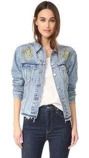 Куртка Ex-Boyfriend Trucker Levis®