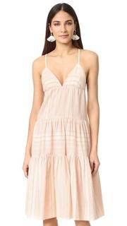 Многоуровневое платье Mara Hoffman