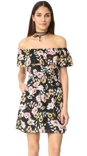 Платье Trenton Everly с цветочным рисунком Cupcakes and Cashmere