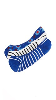 Набор носков Tangier с цветочным рисунком Kate Spade New York