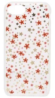 Чехол Bunch для iPhone 7 с цветочным рисунком Sonix