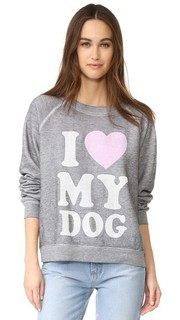 Толстовка Must Love Dogs Wildfox