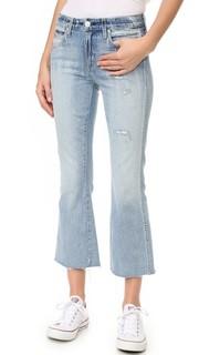 Укороченные джинсы Kick AMO