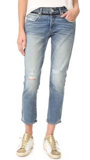 Укороченные джинсы Tomboy AMO