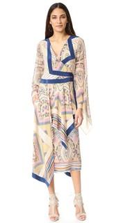 Платье Leda Bcbgmaxazria