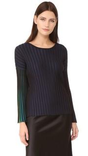 Пуловер из рубчатого трикотажа Kenzo