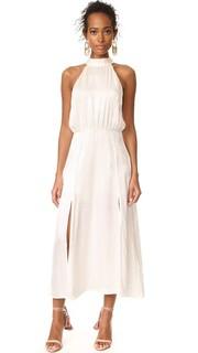 Замшевое платье Picnic Zimmermann