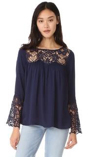 Кружевная блуза Geraldine BB Dakota