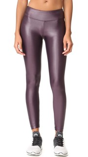 Блестящие леггинсы Koral Activewear