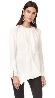 Блуза с длинными рукавами Derek Lam