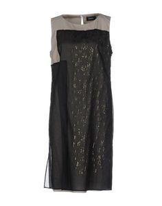 Платье до колена Cividini