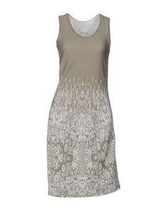 Платье до колена Tricot Chic