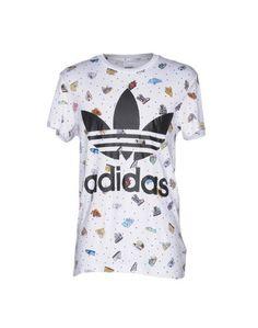 Футболка Jeremy Scott Adidas