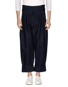 Джинсовые брюки J.W.Anderson