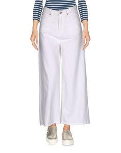 Джинсовые брюки-капри DR. Denim Jeansmakers