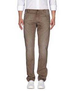 Джинсовые брюки Boglioli