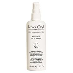 LEONOR GREYL Спрей для укладки волос с экстрактами водорослей и цветов 150 мл
