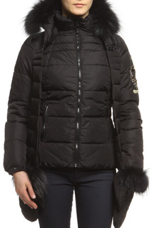 Куртка с варежками NICKELSON