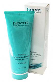 Активная грязевая маска Naomi