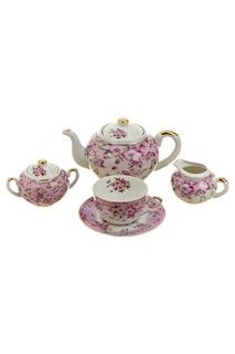Чай сервиз, 250,250,1000 мл Best Home Porcelain