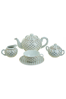 Чайный сервиз 15пр, 250,1000 Best Home Porcelain