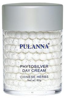 Дневной крем с серебром PULANNA