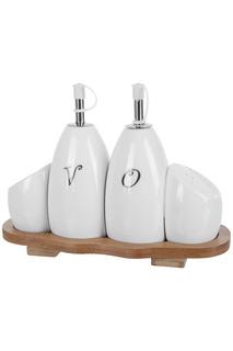 Набор для специй, бутылки Best Home Porcelain