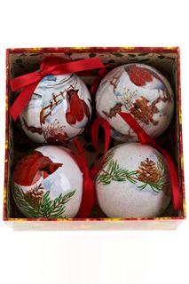 Шары новогодние набор Monte Christmas