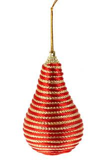 Украшение 6,5х6,5х10 см Monte Christmas