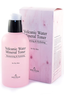 Тонер VOLCANIC WATER 130 мл The Skin House