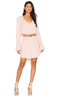 Платье с длинным рукавом quintin - Michael Lauren
