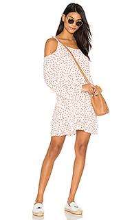 Платье с открытыми плечами gillas - Michael Lauren