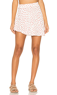 Citra flirty mini skirt - Michael Lauren