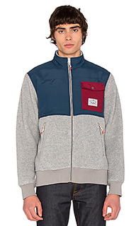 Half fleece jacket - Poler