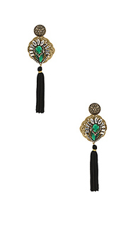 Hand over love grande earrings - Samantha Wills