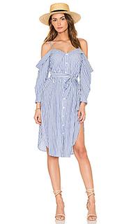 Платье в полоску paloma - Bardot