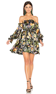 Платье без бретель luciana - For Love & Lemons