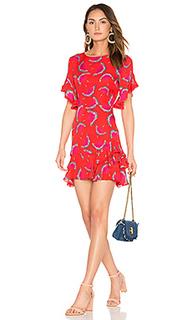Платье lissy - Tanya Taylor
